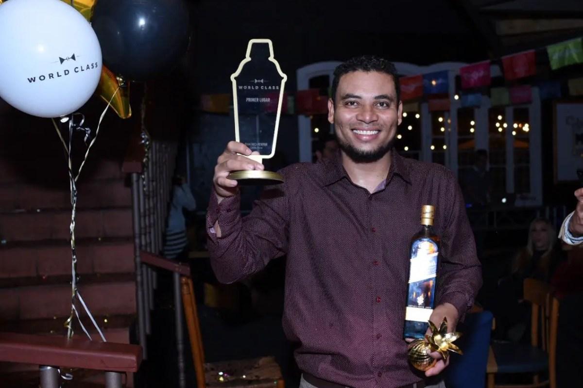 ¡El mejor bartender de Costa Rica!