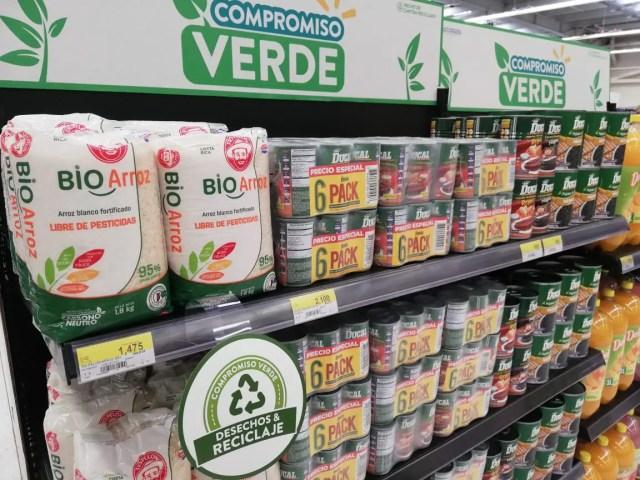 Compromiso verde productos