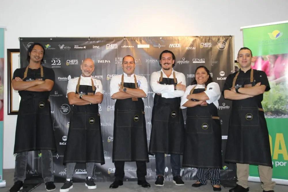 Chefs & Sommeliers se unen para una buena causa