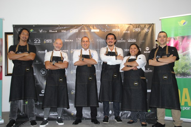 Chefs & Sommeliers