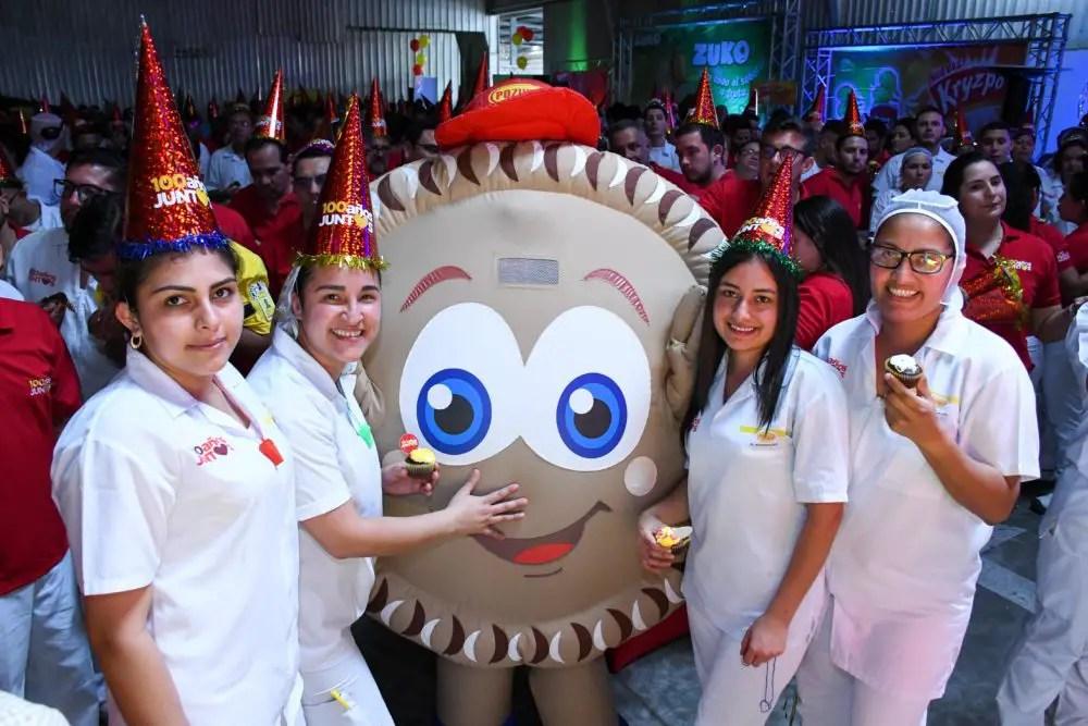 Planta de Pozuelo puede producir 26 millones de galletas al día