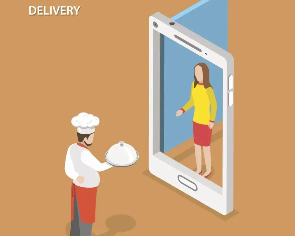 Restaurantes y alimentos con servicio express