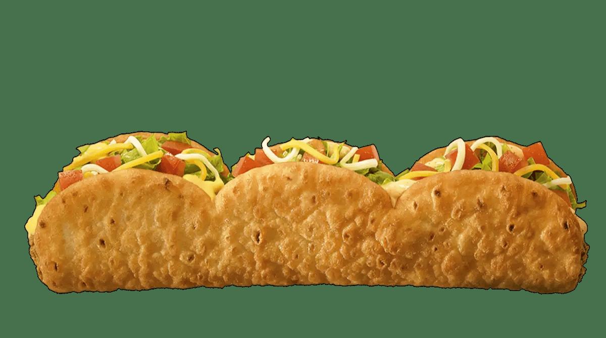 Taco Bell presenta la chalupa más larga en su historia