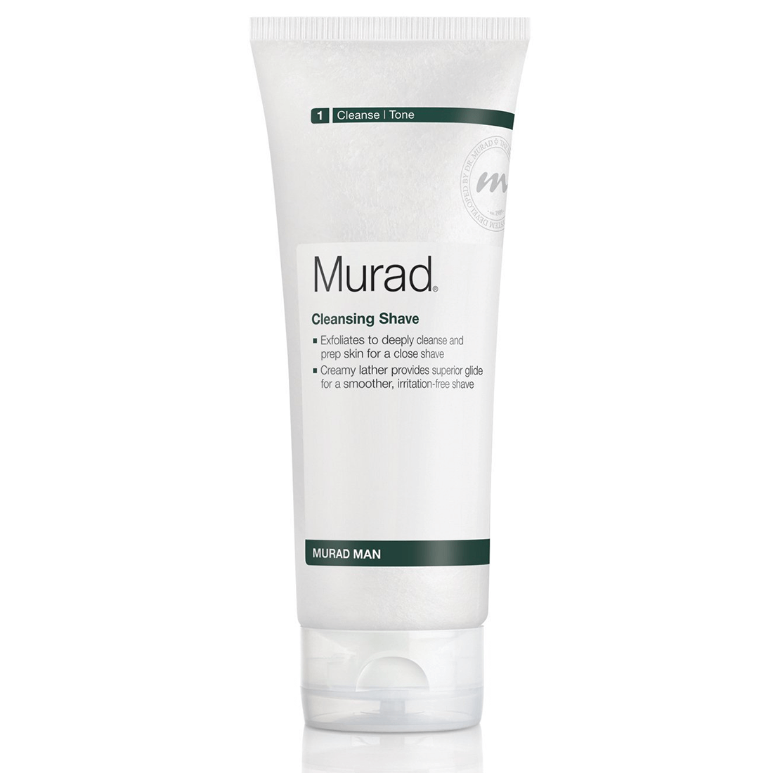 The best shaving cream for Razor Bump Avoidance - Murad Cleansing Shave