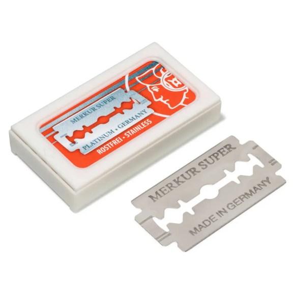 Merkur shaving blades