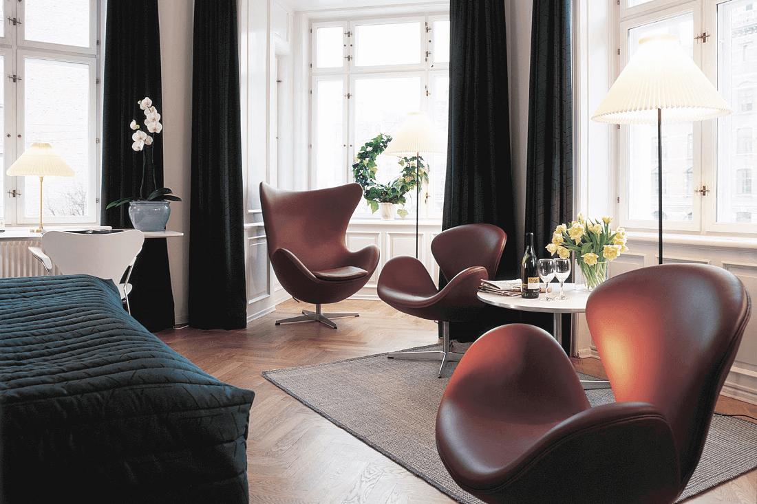 Arne Jacobsen Egg Chair - Ape to Gentleman