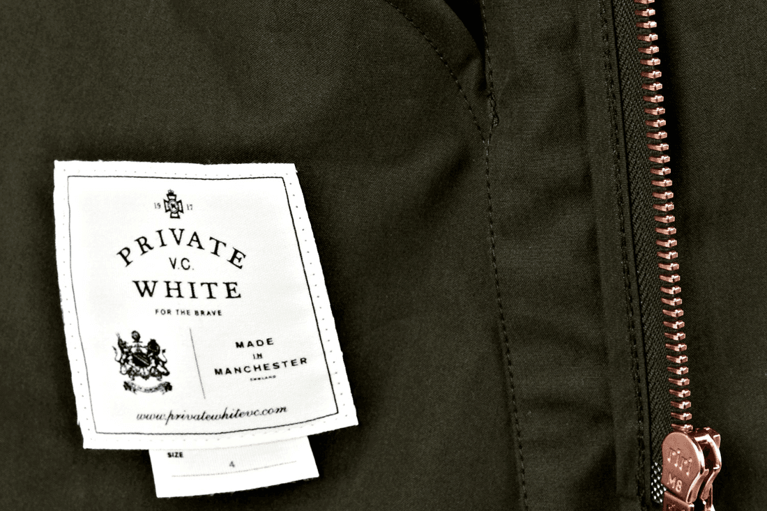 Private White VC - Ape to Gentleman
