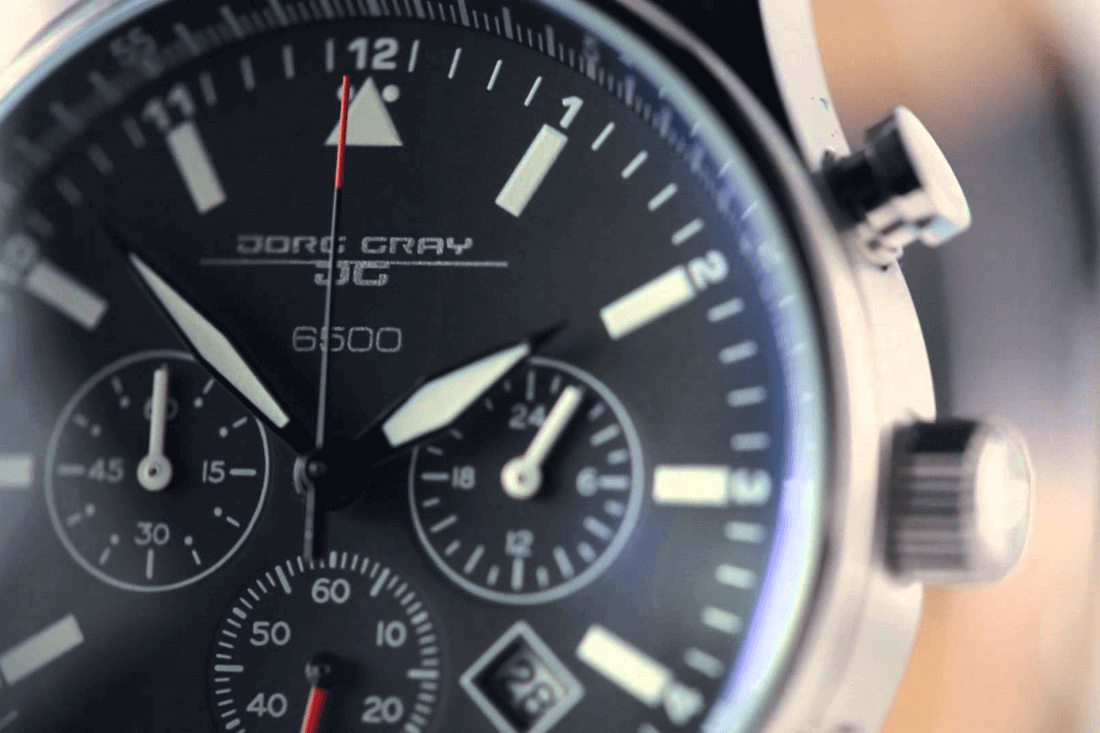 Jorg Gray Watches - Ape to Gentleman