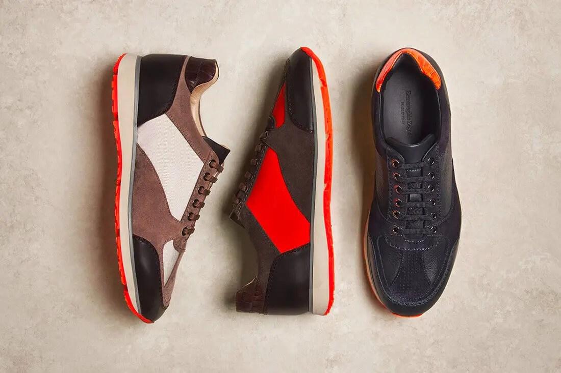 Zegna Original Spring Sneakers - Ape to Gentleman