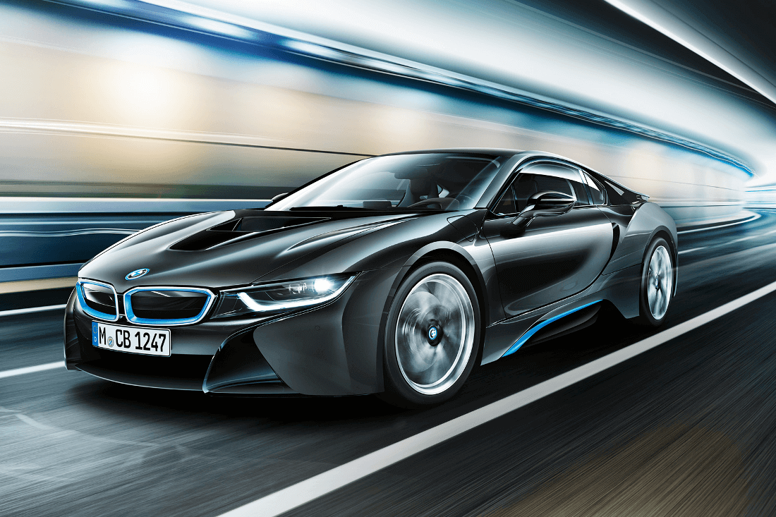 BMW i8 - Ape to Gentleman