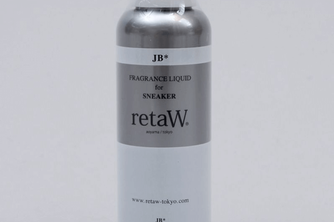 retaW JB Fragrance Liquid for Sneakers - Ape to Gentleman