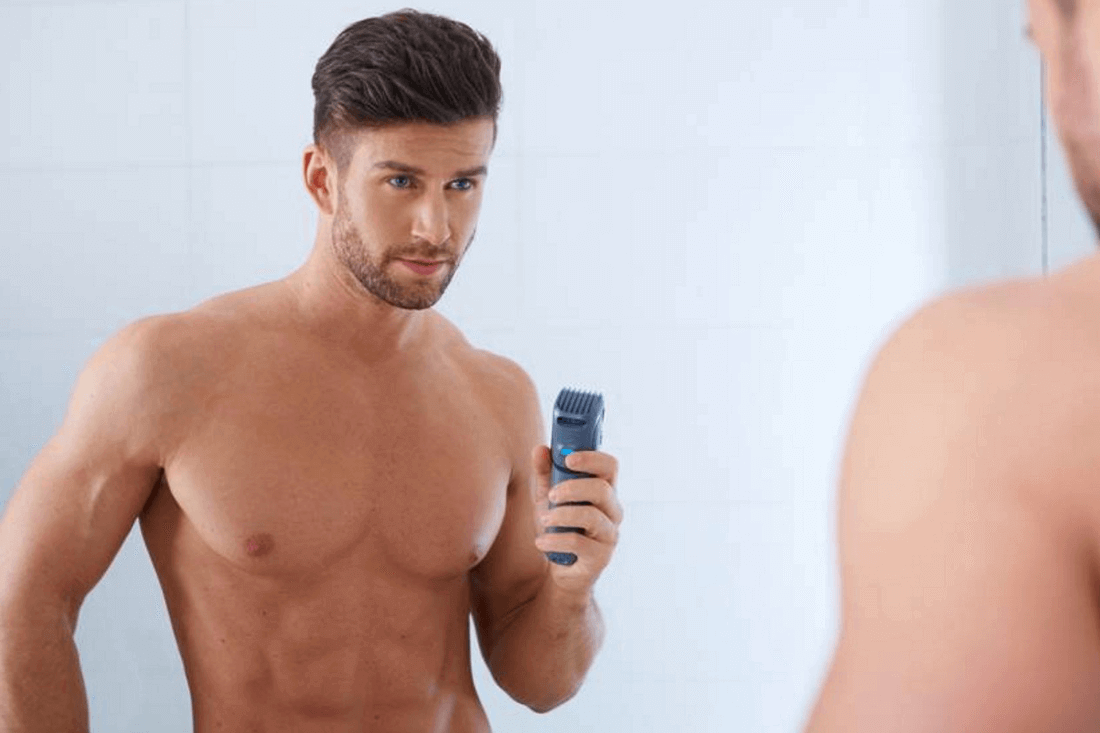 The Topic of Body Hair - How to Remove | Male Grooming