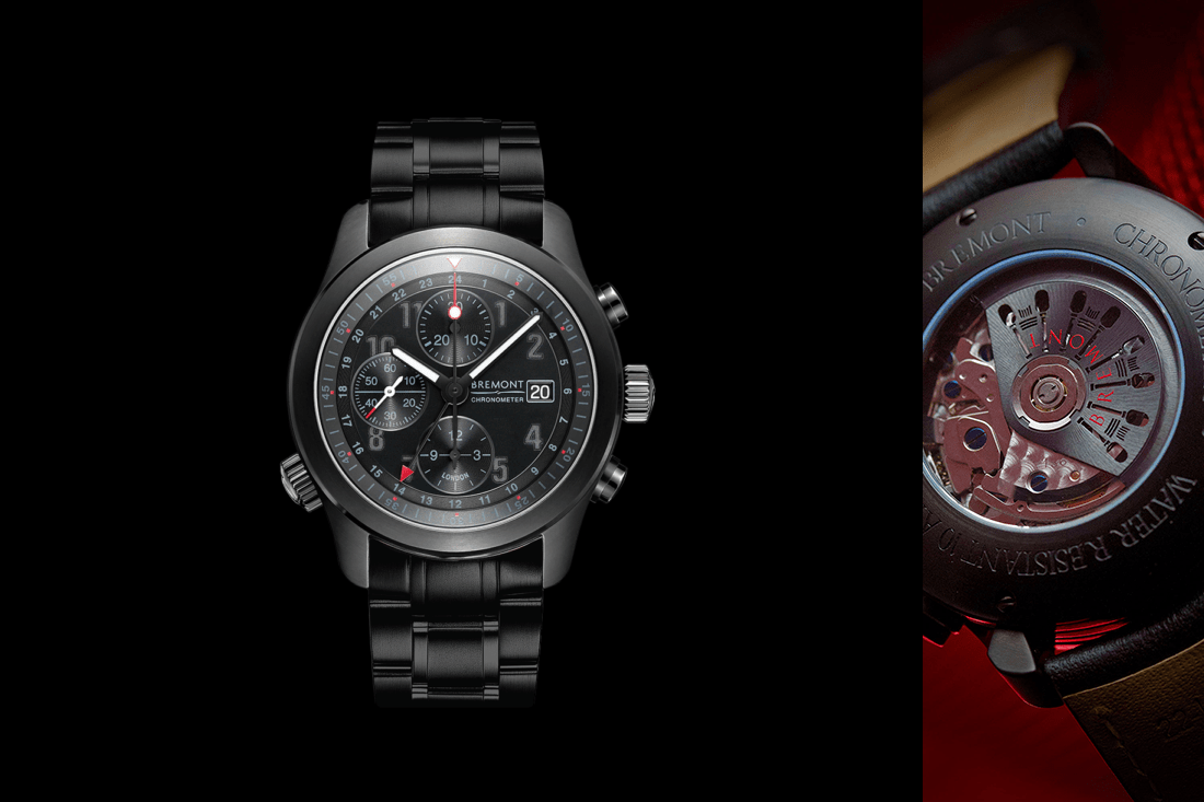Three of The Best: Pitch Black Watches - Ape to Gentleman