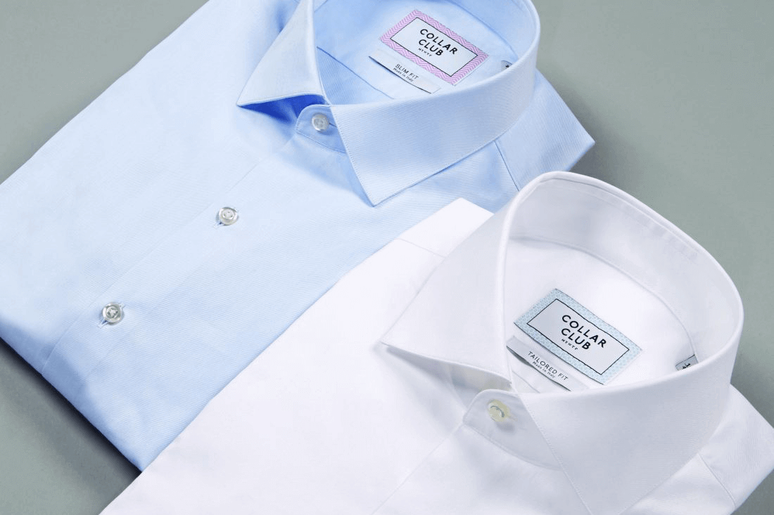 Collar Club - luxury made-to-order shirts direct to you - Ape to Gentleman