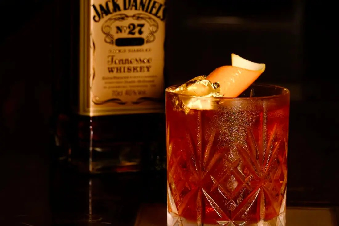 Jack Daniel's No. 27 Gold - Ape to Gentleman