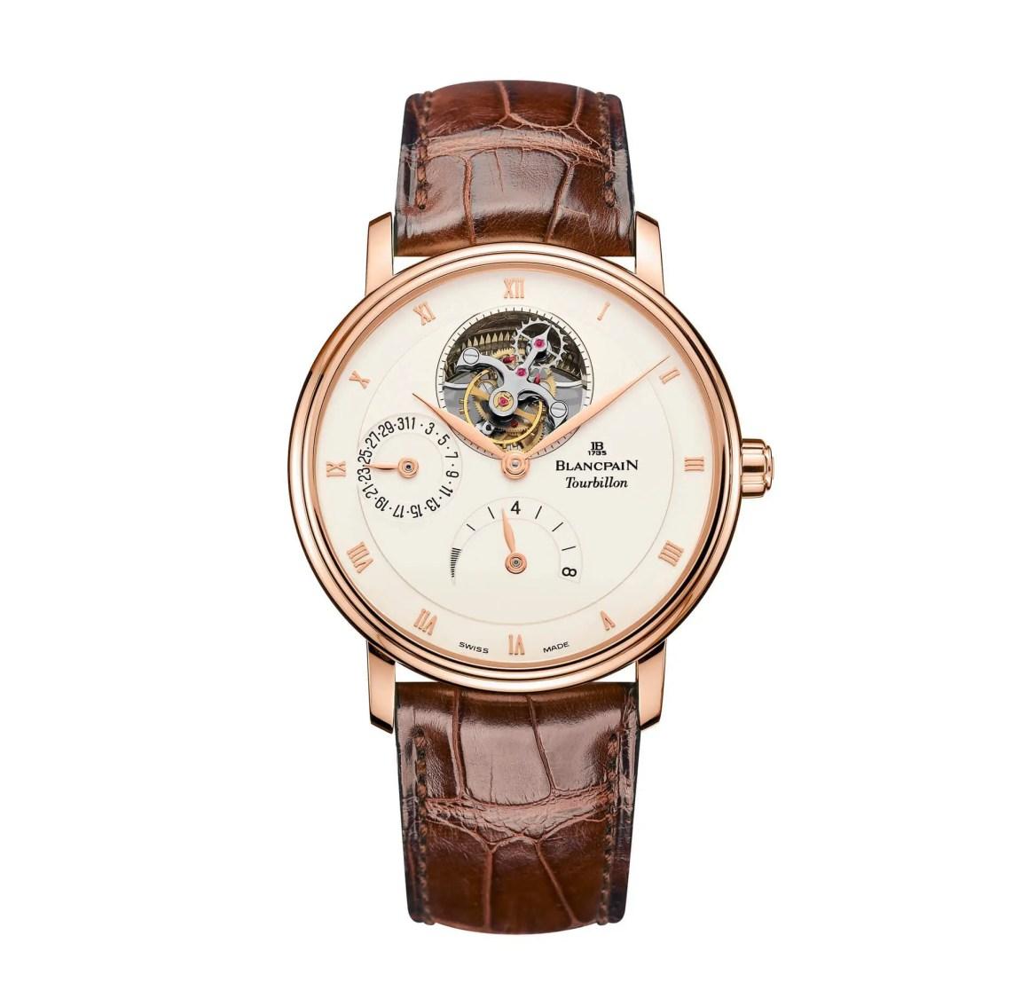 Blancpain Villeret Tourbillon Watch - Ape to Gentleman