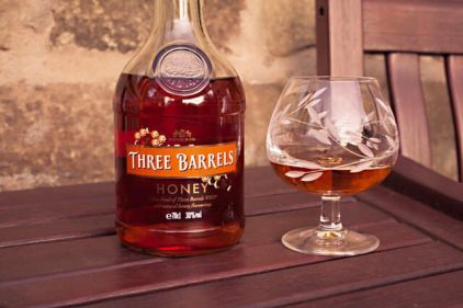 Image result for image of honey and brandy