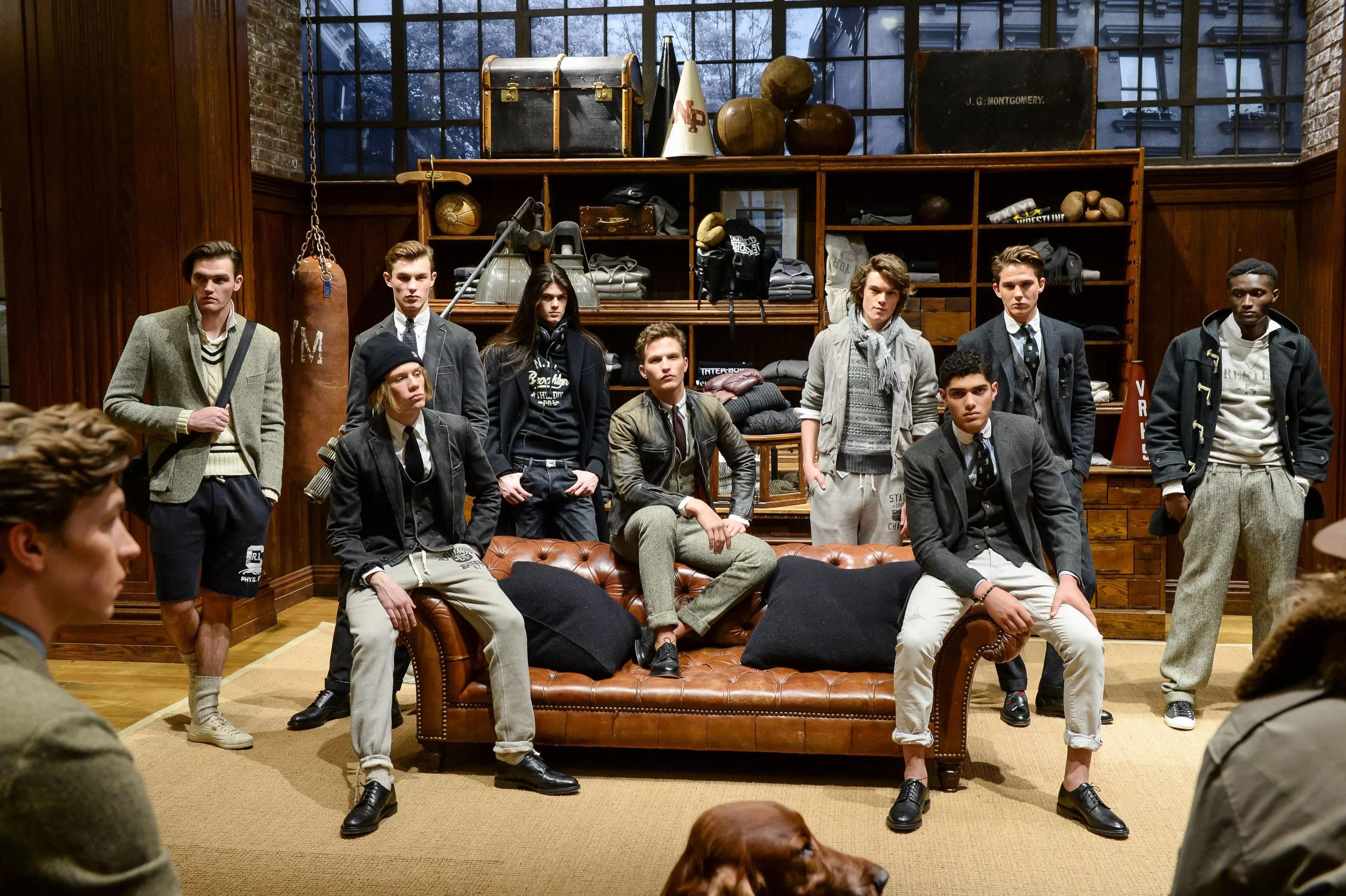Polo Ralph Lauren AW16 Collection - Ape to Gentleman