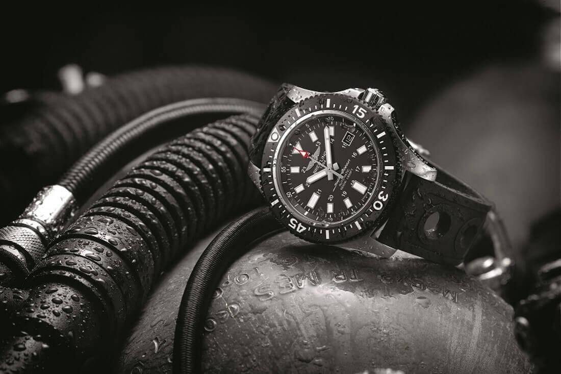 Breitling Superocean 44 Special Diver's Watch - Ape to Gentleman