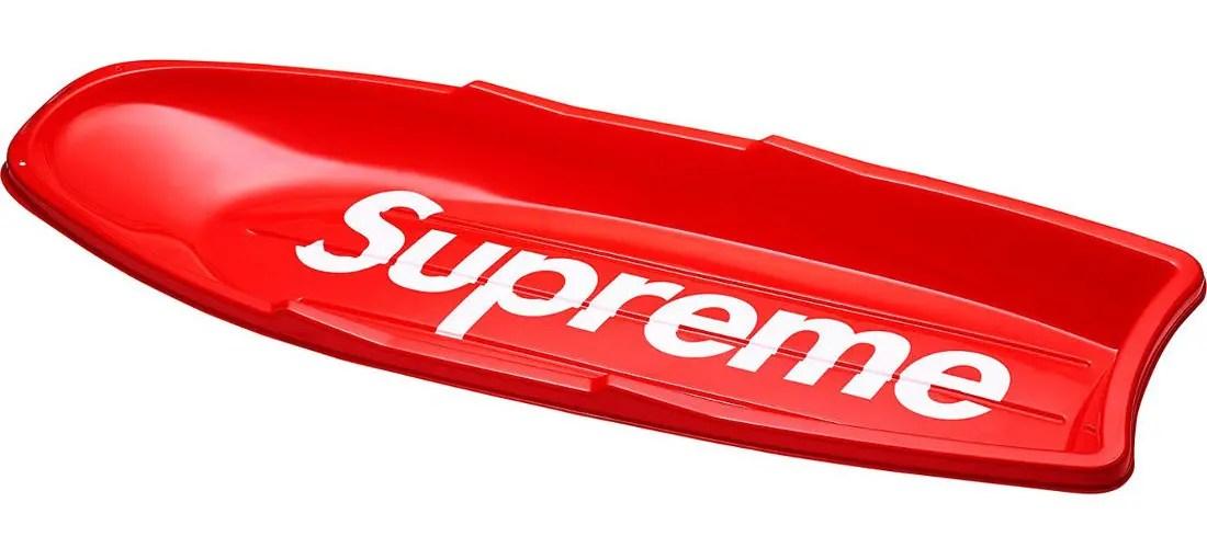 supreme-sled-red
