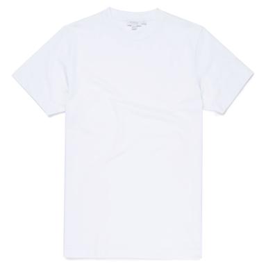 Sunspel-pima-cotton-white-t-shirt