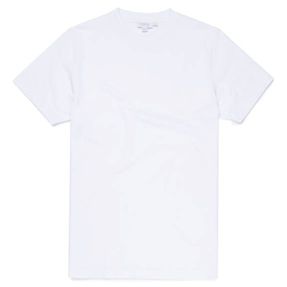 Sunspel-pima-cotton-white-t-shirt