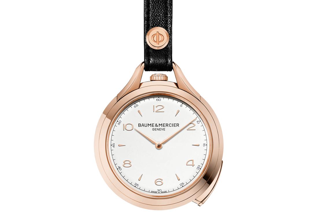 Baume & Mercier Clifton Pocket Watch