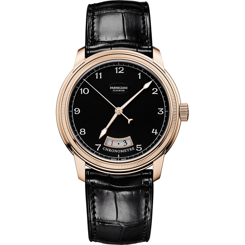 Parmigiani Fleurier Toric Chronomètre gold watch for men