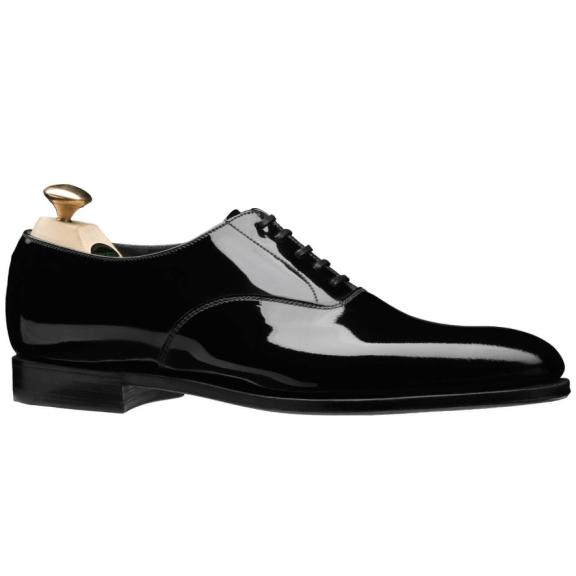 Crockett-&-Jones-patent-leather-shoes
