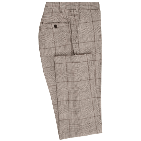 Suitsupply-check-suit-trousers