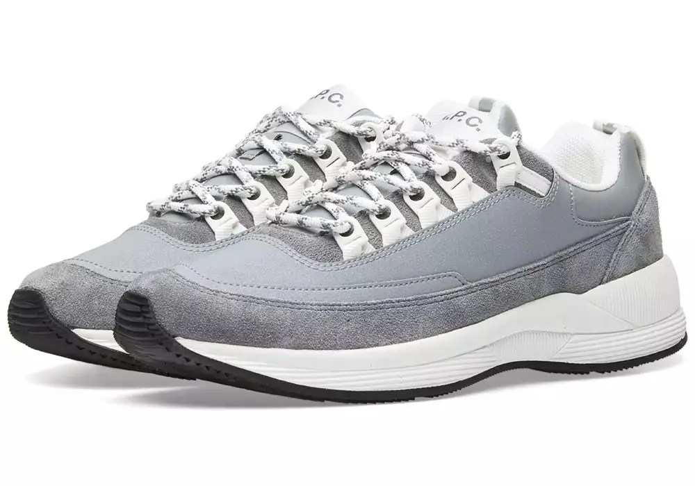 A.P.C. Techno Sneakers