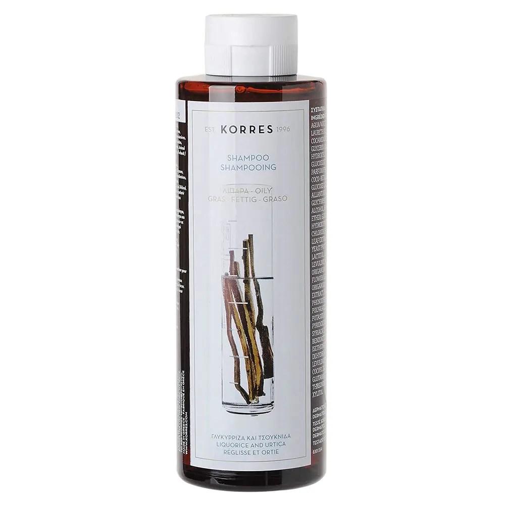 KORRES Liquorice Shampoo For Oily Hair