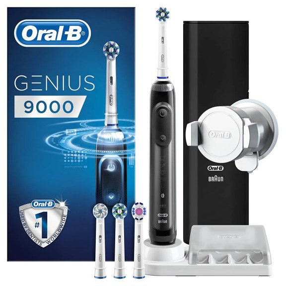 Oral-B Genius 9000 CrossAction Electric Toothbrush £135 >