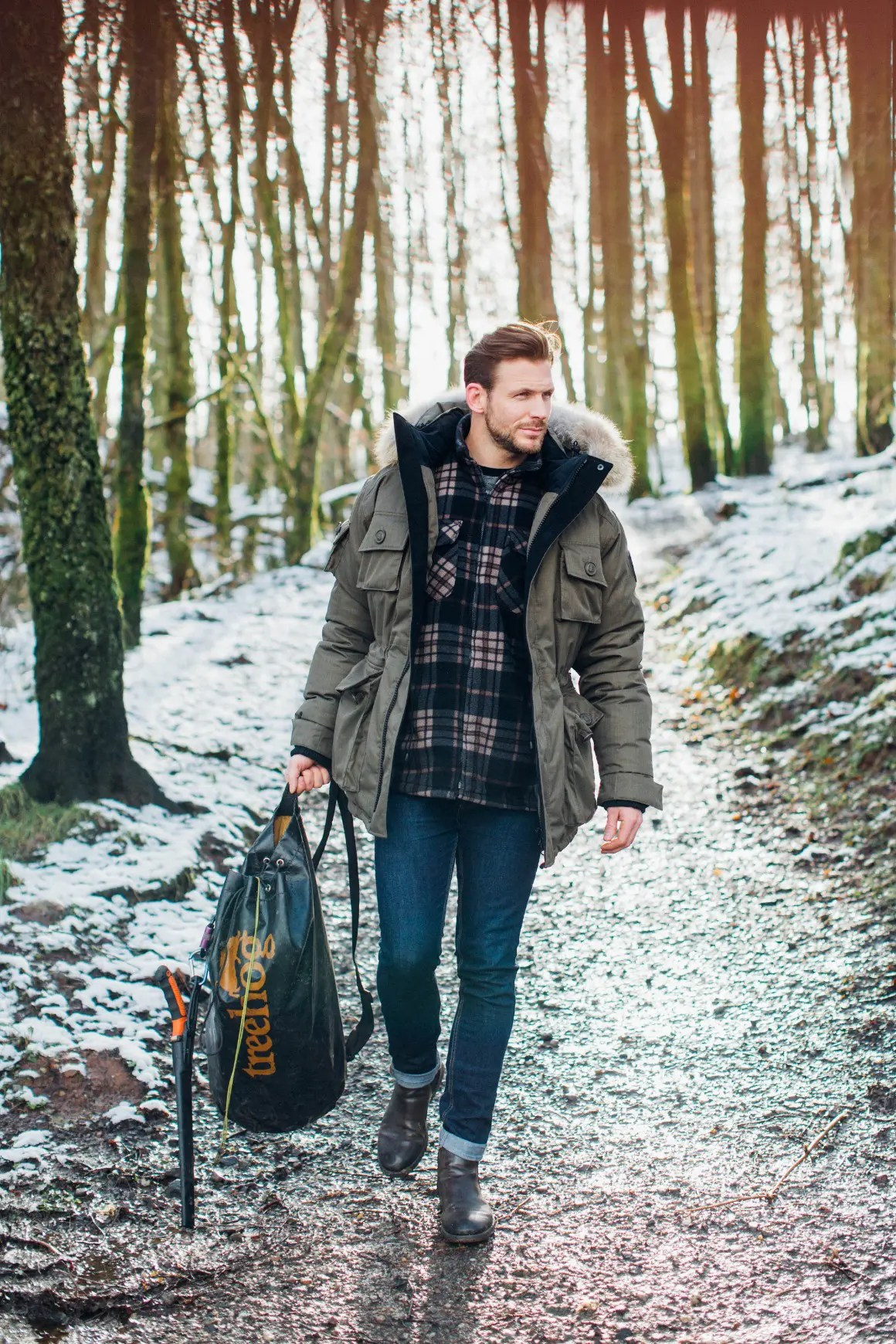 Nobis Winter Parka Coat