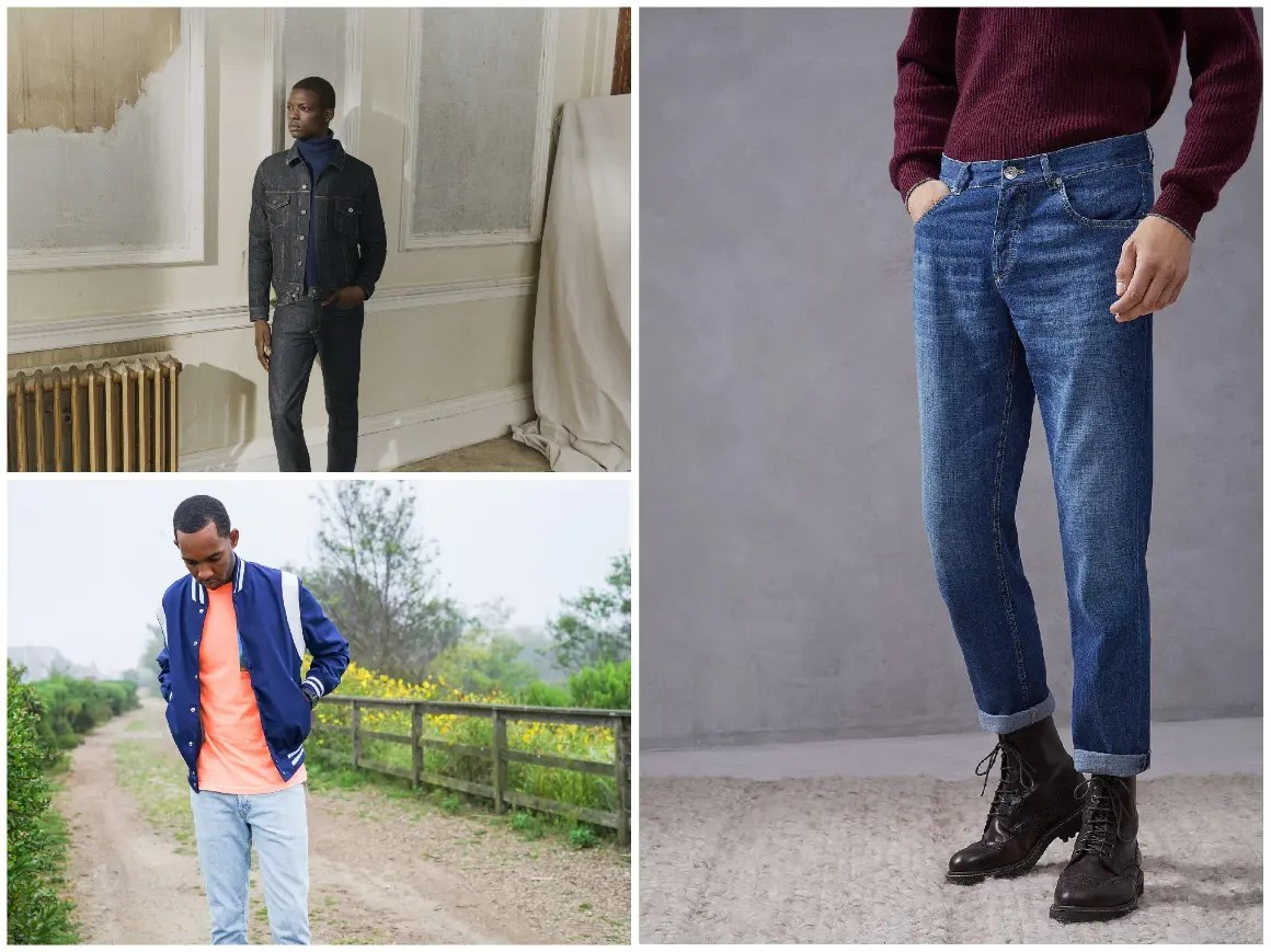 men's denim trends