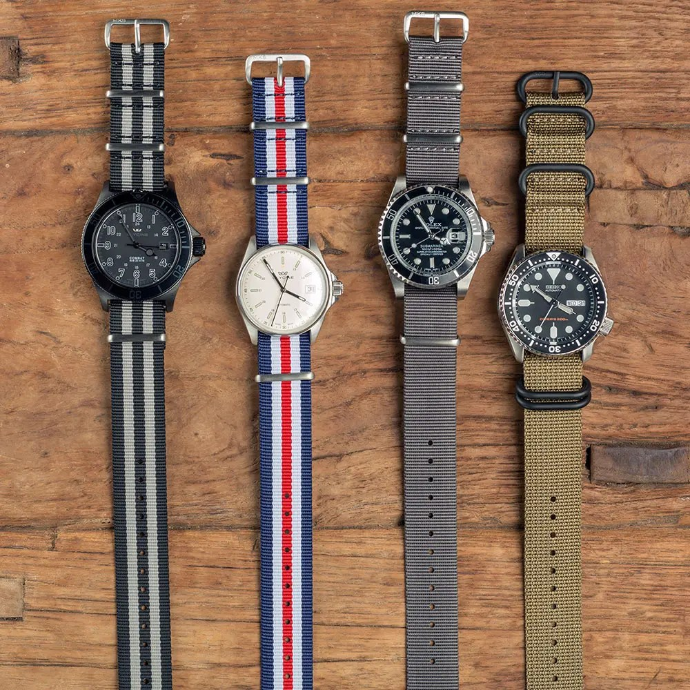 An Expert's Guide To Watch Straps & Bracelets