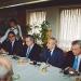 Coloquio con los Jefes del Estado Mayor del Ejército Español
