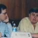 José María Ridao y Walter Haubrich