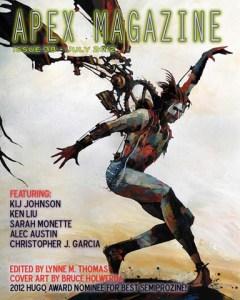 Apex Magazine Issue 38 Cover