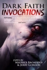 Dark Faith: Invocations Front Cover