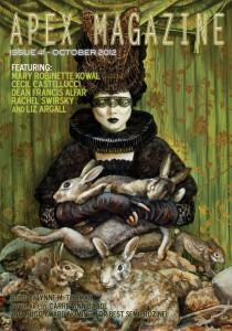 Apex Magazine Issue 41 Cover