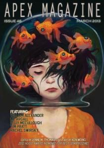 Apex Magazine Issue 46 Cover