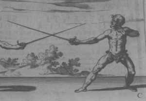 [Ridolfo Capoferro, The Art & Practice of Fencing, 1610]