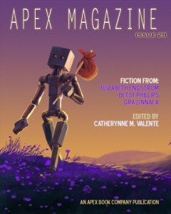 Apex Magazine Issue 28 Cover