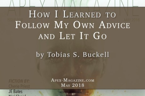 How I Learned to Follow My Own Advice and Let It Go