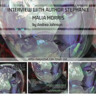 Interview with Author Stephanie Malia Morris