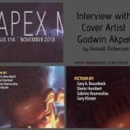 Interview with Cover Artist Godwin Akpan