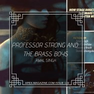 Professor Strong and the Brass Boys