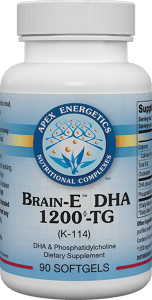 Picture of Brain-E™ DHA 1200-TG