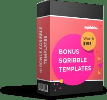 Sqribble-bonus-10-Sqribble-templates